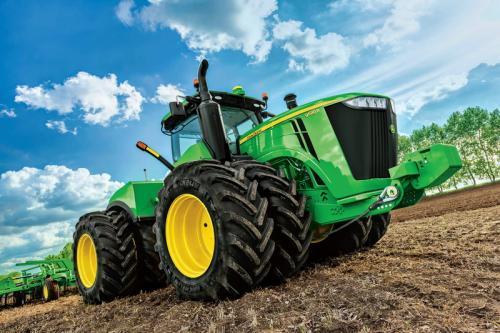 Traktor 9520R