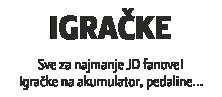 Igracke-opis